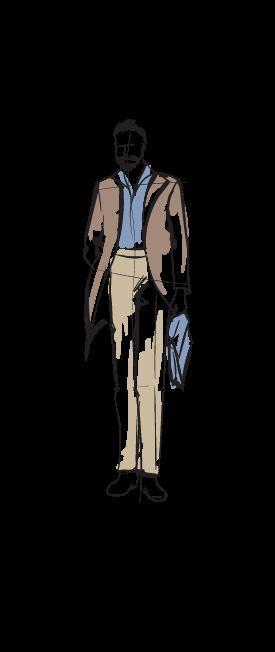 Justin Brogan bespoke tailoring