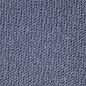 H366 Hybrid Navy 12575 waxed cotton textile for waxed footwear, luggage and accessories