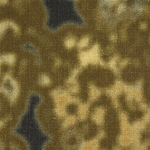R140 Hybrid/Aero Tempest Camo Print Olive waxed cotton textile for waxed jackets, apparel and accessories
