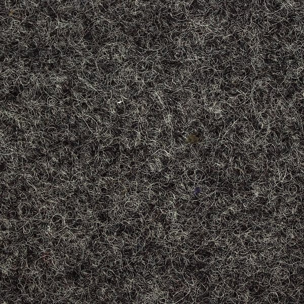 PS370 50% Hybrid Wool Grey waxed cotton textile for waxed luggage and accessories
