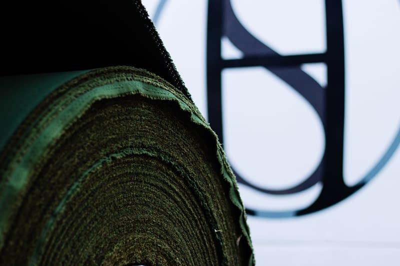 Halley Stevensons sanforiser
